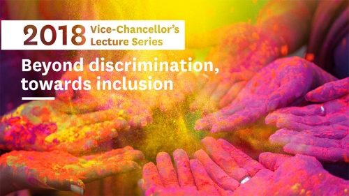 Vice-Chancellor's Lecture Series 2018 - The University of