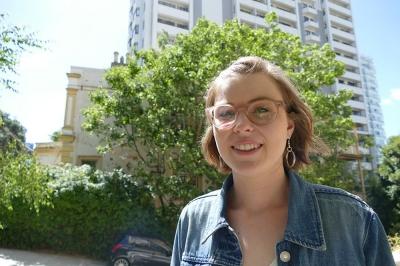 Summer Scholar Emma Ryder