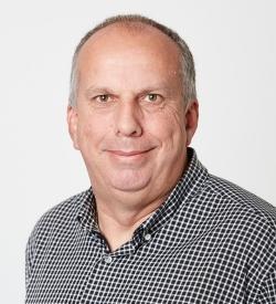 Study lead Professor Mark Vickers