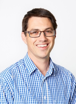 Dr Chris McKinlay