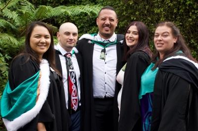 Te Awatea Graduation