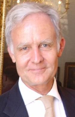 Distinguished Professor Peter Hunter