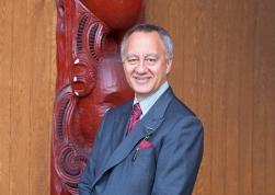 Professor PAre Keiha, AUT