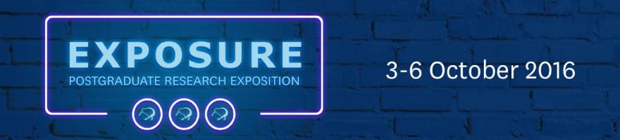 Exposure banner
