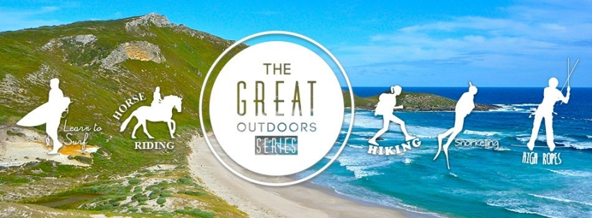 Great Outdoors Series banner