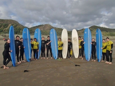 Learn To Surf boards