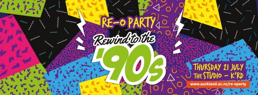 Rewind to the '90s